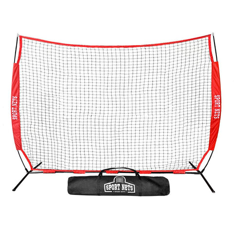 Portable Protective Net - 12ft x 9ft Screen - With Carry Bag