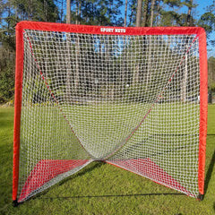 Image of Portable Lacrosse Goal -  Take Your Lax Net and Pop It Up In The Backyard or Field For Practice Shooting Goals. Simple Collapsible The Foldable Net For Easy Travel