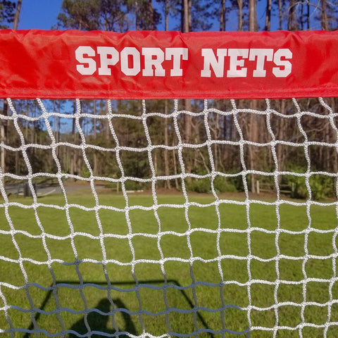 Portable Lacrosse Goal -  Take Your Lax Net and Pop It Up In The Backyard or Field For Practice Shooting Goals. Simple Collapsible The Foldable Net For Easy Travel