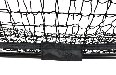 Portable 5 X 5 Hitting Net With Travel Tee - Perfect For Baseball and Softball