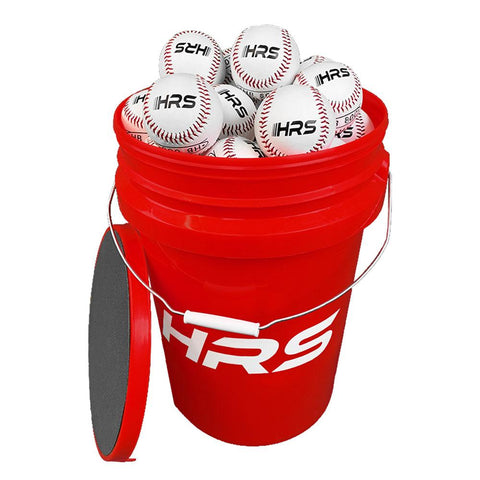 Bucket Of T-Balls/Safety Balls