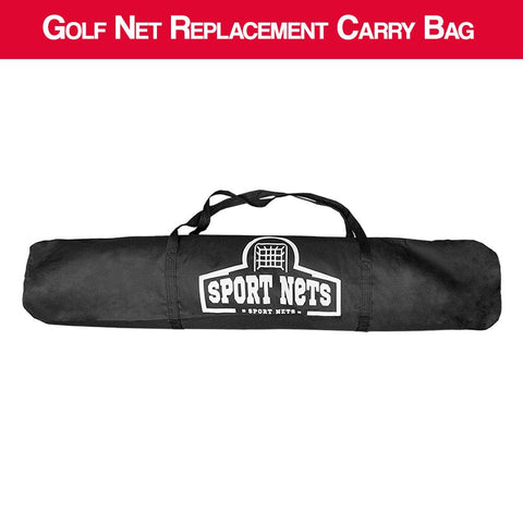 Replacement Sport Nets Carry Bag For 10x7 Golf Net