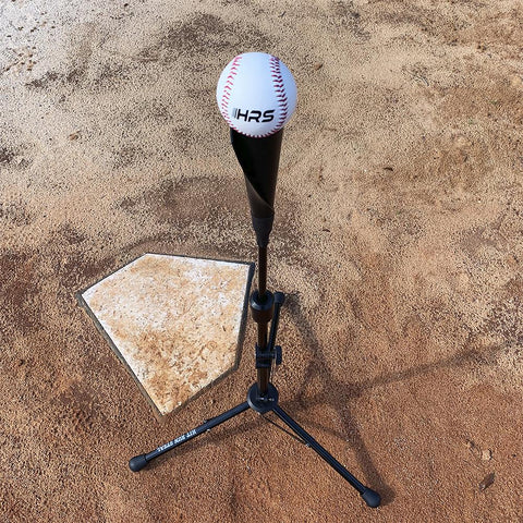 Baseball and Softball Portable Batting Tee