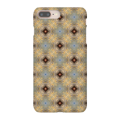 Island Life Water Drops Pattern Phone Cases