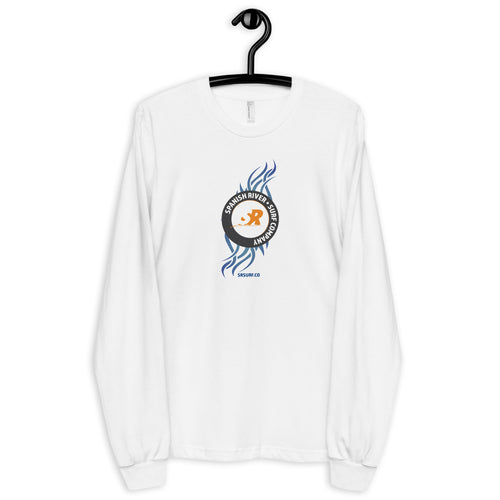 Tribal Inspired Design Logo Long sleeve t-shirt