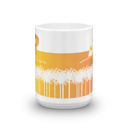 Sunset Palms SRSCo Mug