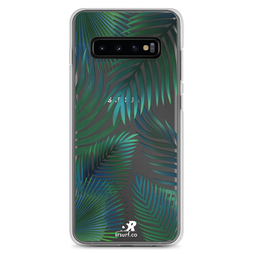 Tropical Palms Samsung Case