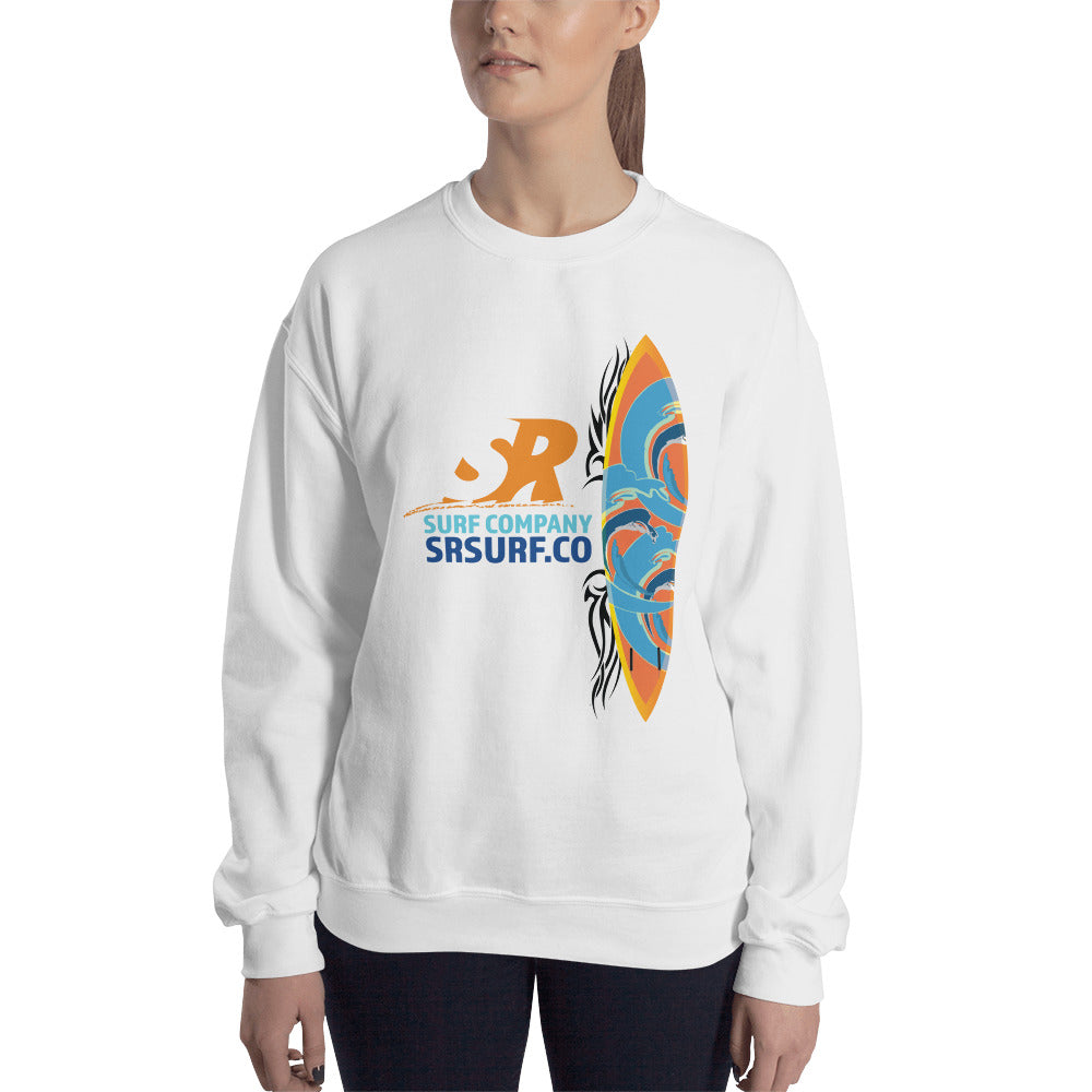 Native Surf Branded Sweatshirt
