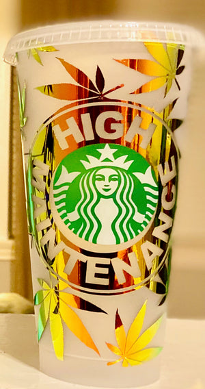 Custom Starbucks Tumblers