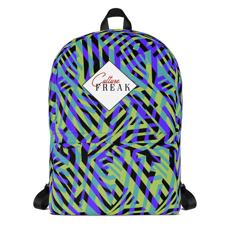Wild Wild Backpack