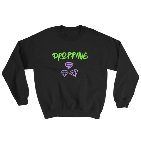 Dropping Gems Sweatshirt
