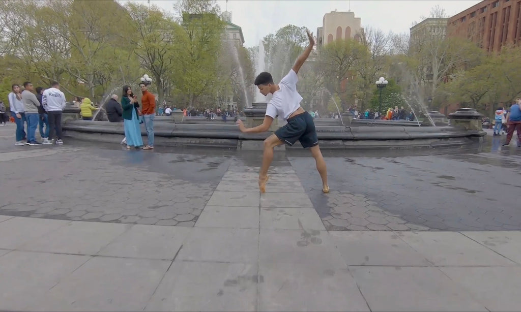 Maxfiel Haynes - Washington Square Park - 4/20/19