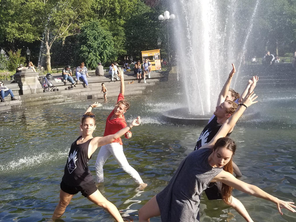 Summer Dance Party - Washington Square Park
