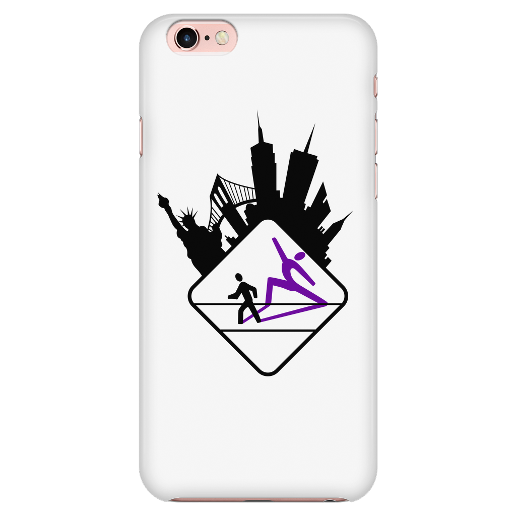 Pedestrian Wanderlust White iPhone 6/6s Case