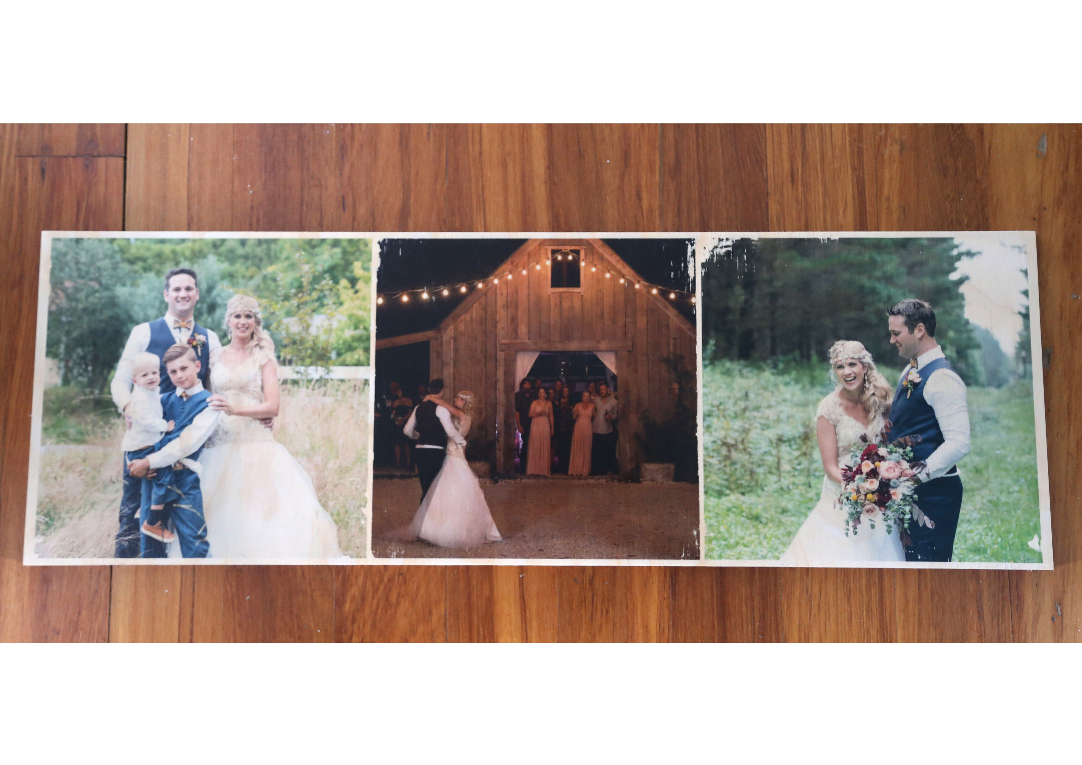 Long Multi-Photo Prints