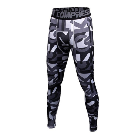 Men Designer Compression Pants