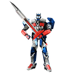 Transformers Optimus Prime 3D Metal Puzzle Model Kits