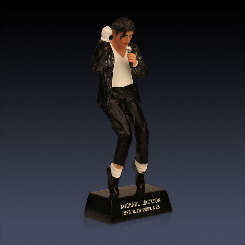 Michael Jackson Figure Toy The King of Pop Billie Jean Figurine