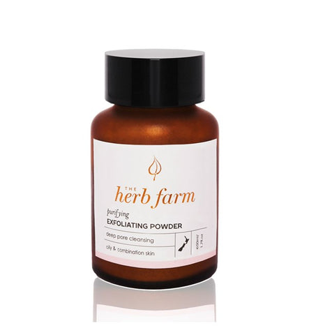 The Herb Farm Purifying Exfoliating Powder