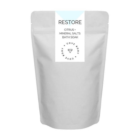Cove Body Restore Salt Bath Soak