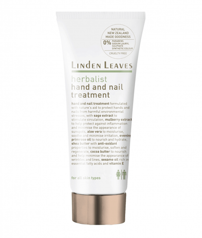 Linden Leaves Herbalist Hand & Nail Treatment