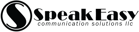 Speak Easy Communication Solutions Logo