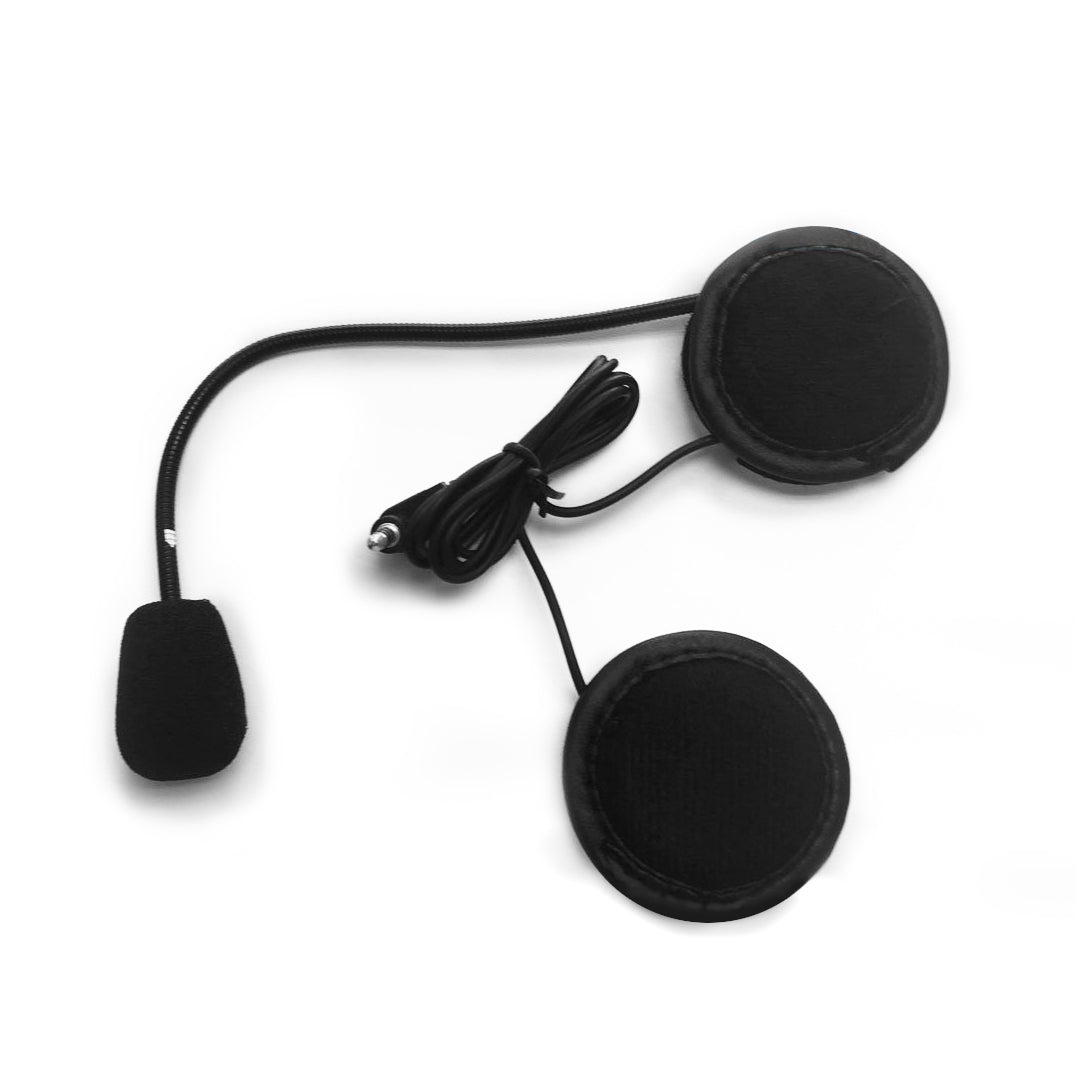 Actio Dual-Speaker Headset with Mic