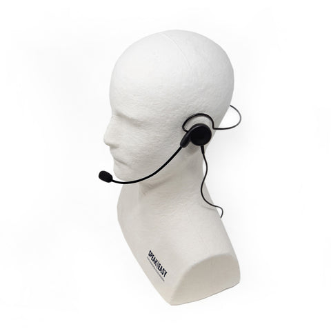 Actio Single-Speaker Headset with Mic