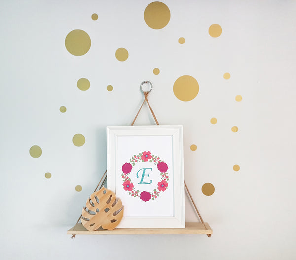 Confetti Spot Wall Decals