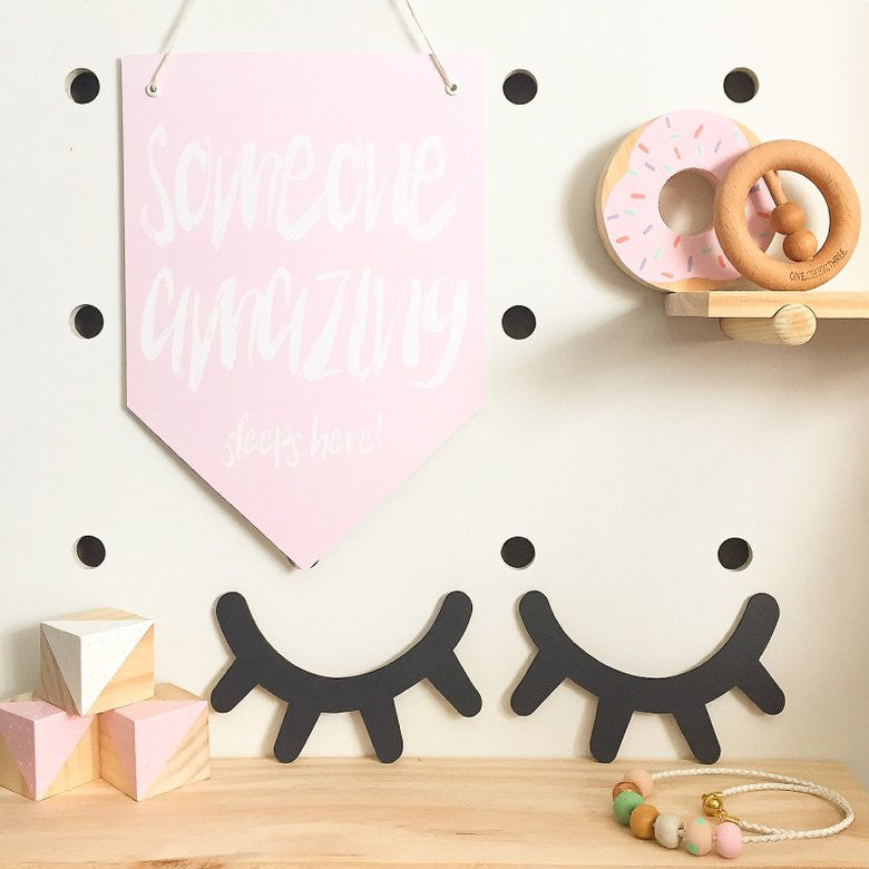 'Someone Amazing' Wall Banner