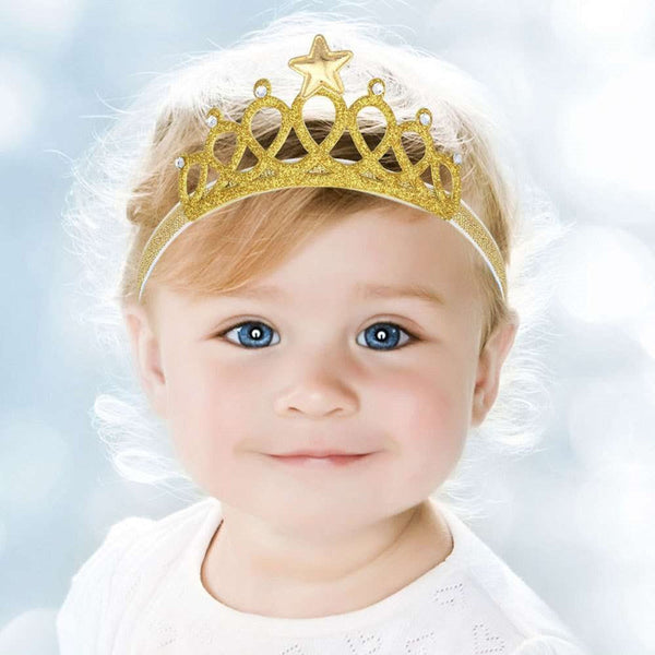 Princess Crown Headband