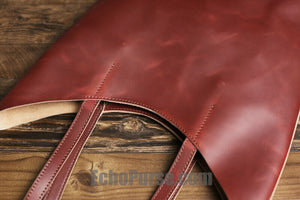 New Trend Could Impact Your Totes Bag--Vegetable Tanned Leather Bag