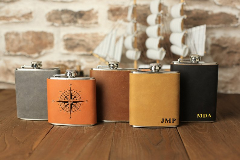 Groomsmen Gift, Best Man Gift, Groomsman Gift Proposal, Usher Gift,Bachelor Gifts,Customized Flask,Personalized Hip Flask Gift, Wedding Gift