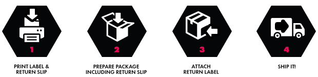 Returns & Exchanges Policy