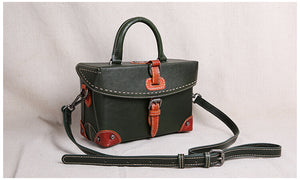 10 Best Handmade Leather Handbags, Chic Crossbody Bags For Women JL144 - echopurse