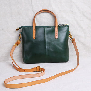 10 Best Leather Tote, Tote Purses, Handmade Handbags JL066 - echopurse