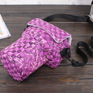 Handmade Cute SLR Camera Bag, Fashion Photography Bag A113-4 - echopurse