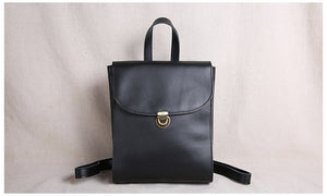 Backpack, Leather School Backpack For Women, Designer Chic Bag JL028 - echopurse
