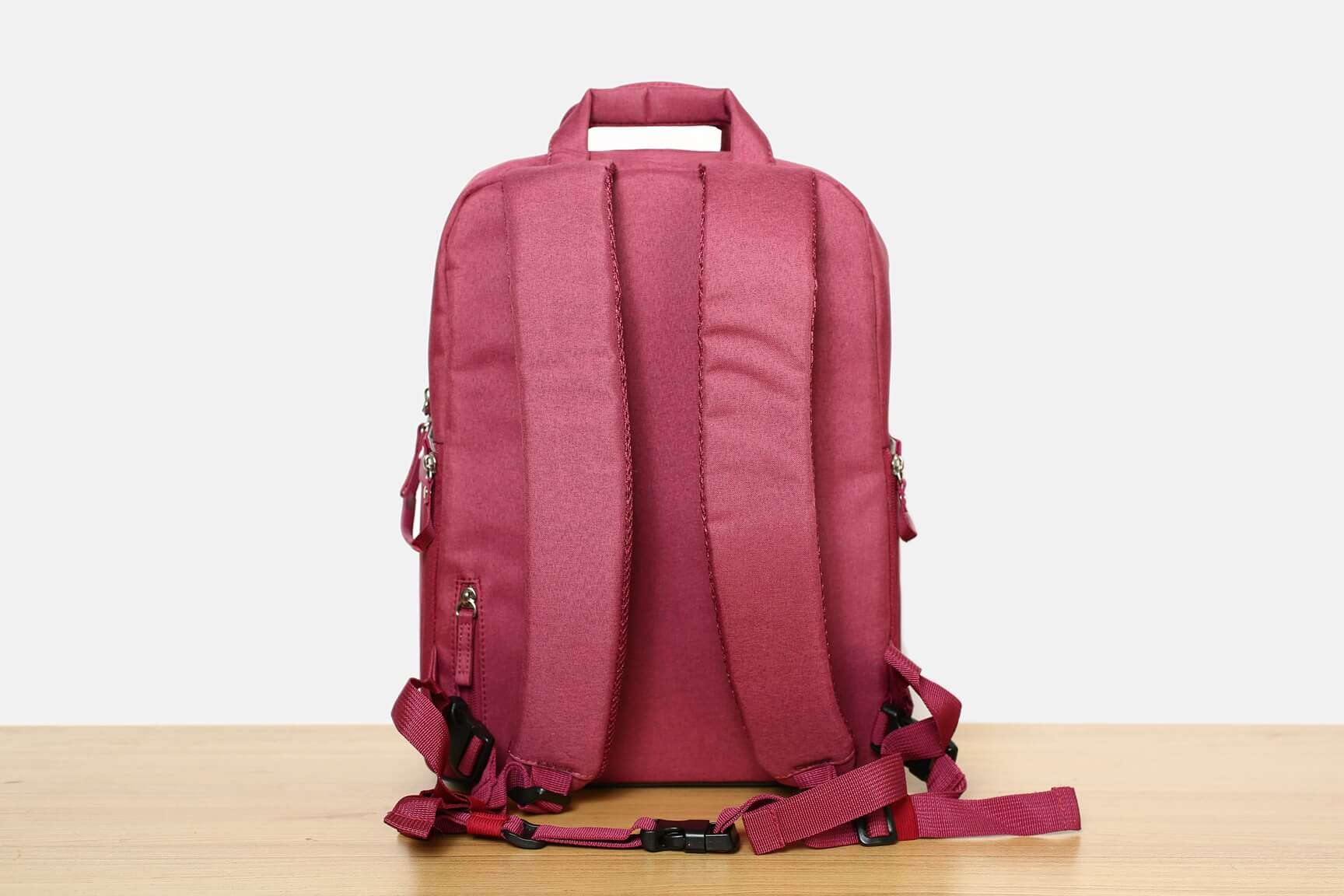 Canvas DSLR Camera Backpack Waterproof Camera Bag for Sony Canon ...