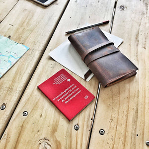 Green Handmade Best Leather Travel Wallet, Full Grain Leather Men's Clutch, Vintage Card Holder Long Wallet NX005 - echopurse