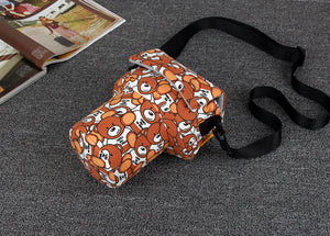 Handmade Cute SLR Camera Bag, Fashion Photography Bag A113-1 - echopurse