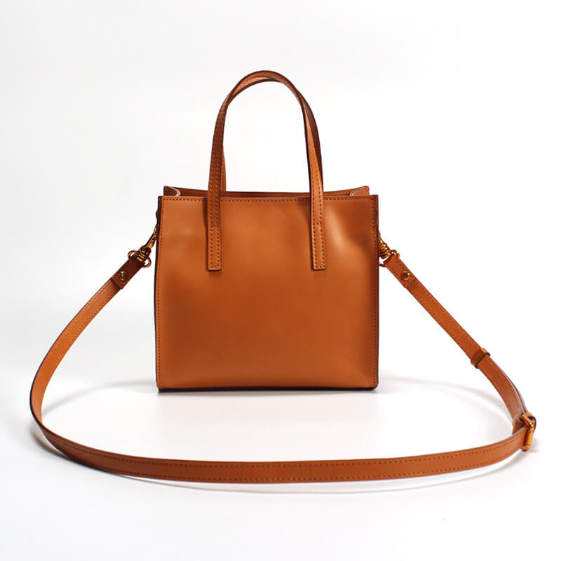6bc2310480ce Handmade Leather Tote Bag ...