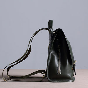 Leather Backpack, Shoulder Bag, Fashion Bag JX8143 - echopurse