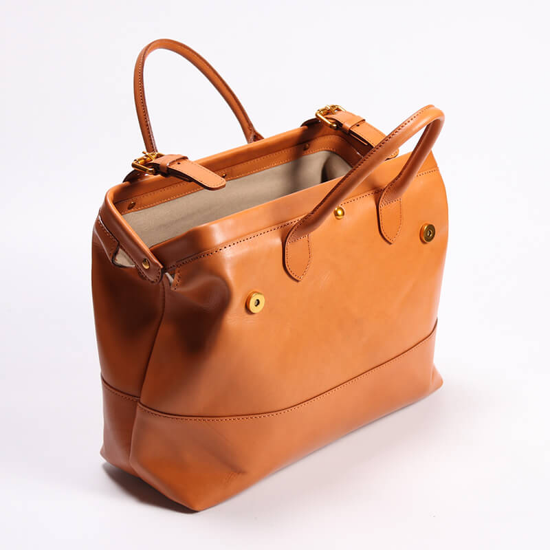 687cdbe214 Vintage Handmade Leather Bags   Accessories