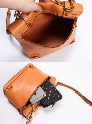 New Chic General Purpose Pouches, Leather Messenger Bag, Fashion Backpacks YC9007 - echopurse