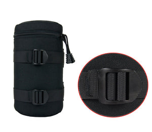 Professional Canon Nikon Lens Tube, SLR Lens Bag, Anti-Shock Protection Sleeve, Camera Bag HXA18 - echopurse