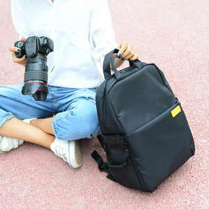 Professional Outdoor Photography Bag, Multifunctional Camera Backpack, Micro-Camera Pouch B530 - echopurse