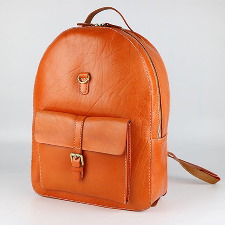great fit many styles info for Top Grain Leather Backpack For Man, Best Backpacks,Travel Backpack ...