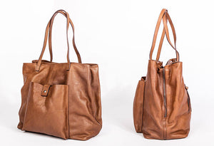 Tote bag, Full Grain Leather Handbags, Women Purses, Best Gift For Her Ak157