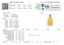 Load image into Gallery viewer, Nourishing CBD Body Oil